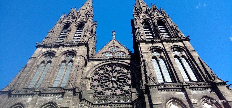 克萊蒙費朗聖母升天大教堂3