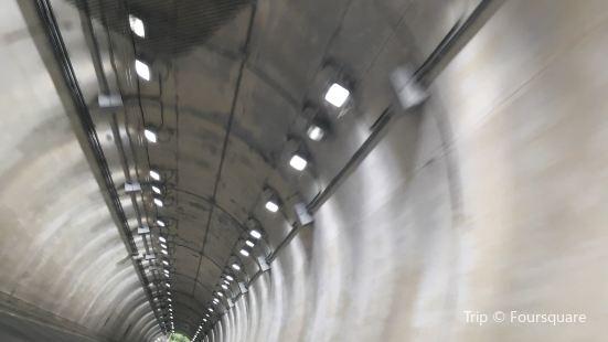Pali Tunnels