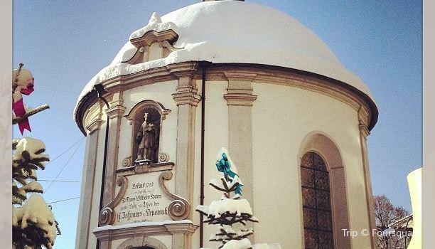 St. Nepomuk Kapelle