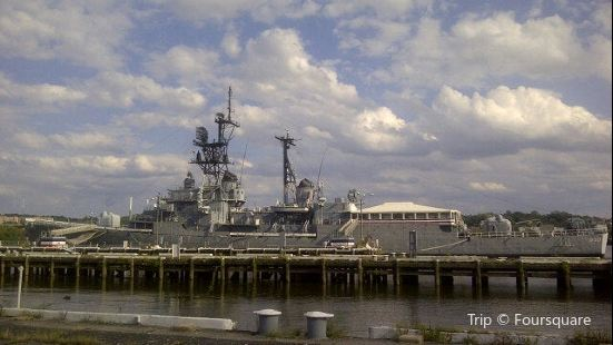 Washington Navy Yard Chapel