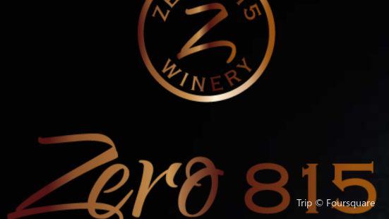 Zero 815 Winery