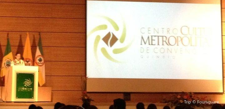 Centro Cultural Metropolitano de Convenciones3