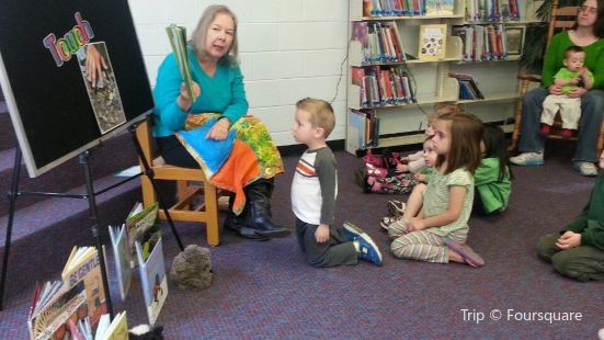 Prairie Grove Children's Library