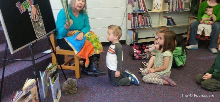 Prairie Grove Children's Library