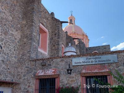Templo de Santa Maria de la Asuncion