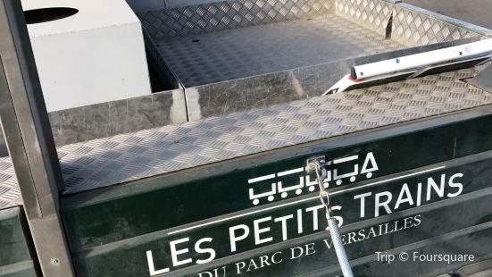 Les Petits Trains du Parc de Versailles