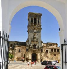 Plaza del Cabildo-阿尔科斯-德拉弗龙特拉