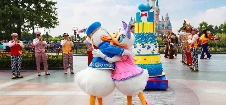 Shanghai Disney Resort3