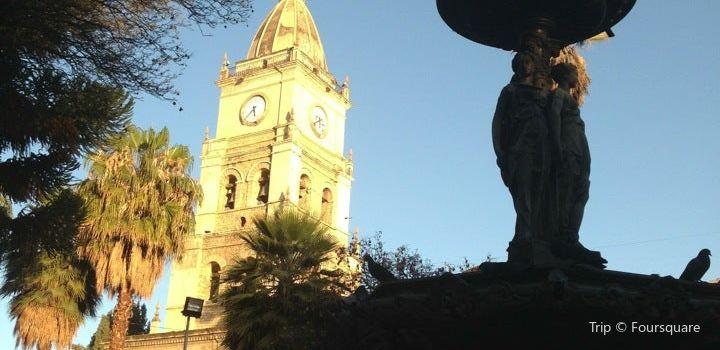 Plaza 14 de Septiembre1