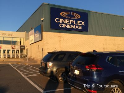 Cineplex Cinemas Fredericton