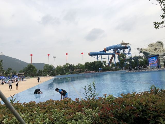 Suzhou Amusement Land Forest Waterworld