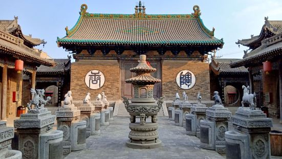 Diyao Temple (Southeast Gate)
