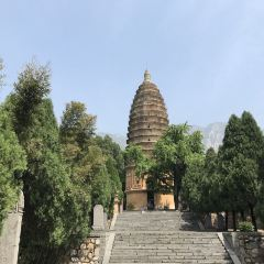 嵩岳寺塔用戶圖片