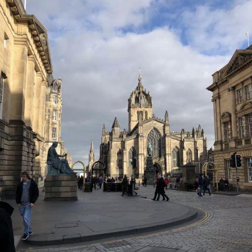 St Andrew Square