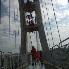 黃河3D玻璃橋用戶圖片