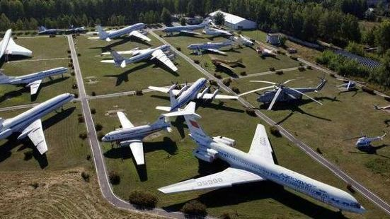Museum of the Civil Aviation History