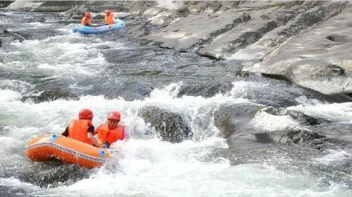 湯旺河漂流