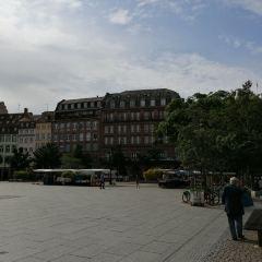 파리 시청사 여행 사진