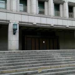 오사카 시청 여행 사진