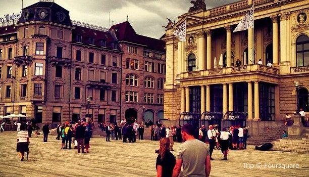 Zürich Opera House (Opernhaus Zürich)