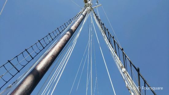 The State Tall Ship \Californian\
