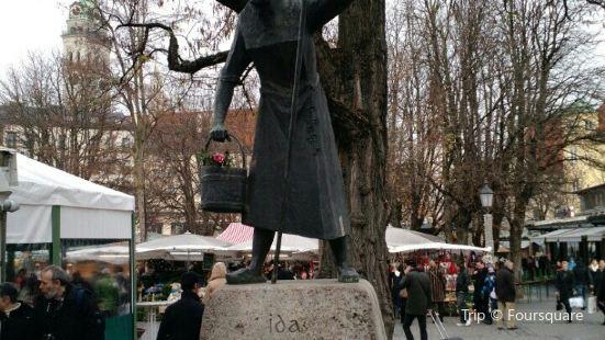 Ida-Schumacher-Brunnen