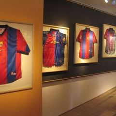 FC Barcelona Museum User Photo