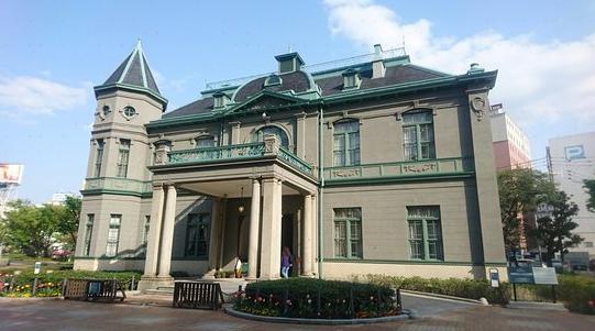 Former Fukuoka Prefecture Public Hall VIP Hall