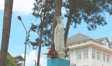 大叻天主教堂-大叻-hiluoling