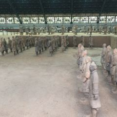 Mausoleum of the First Qin Emperor User Photo