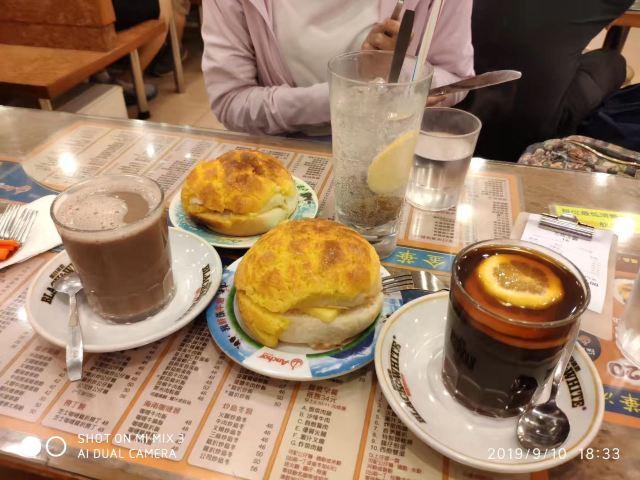 Hong Kong Xin Fa Shao La Teahouse( Feng Huang Road )