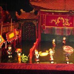 봉센 수중 인형극장 여행 사진