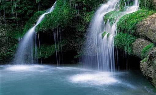 Longjing Grand Canyon Waterfall Group