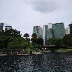 Kuala Lumpur City Centre Park User Photo