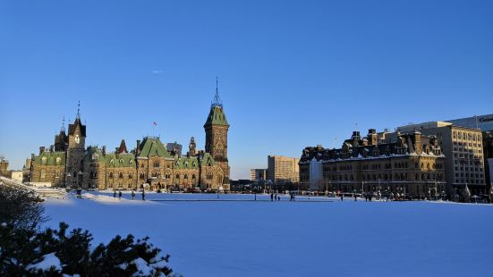 Parliament Hill and Buildings