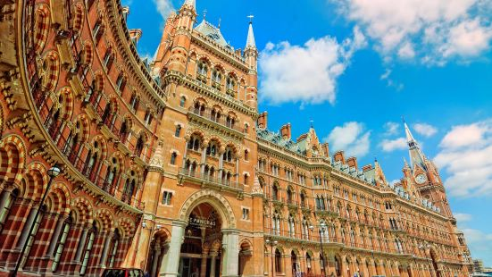 St. Pancras International Train Station