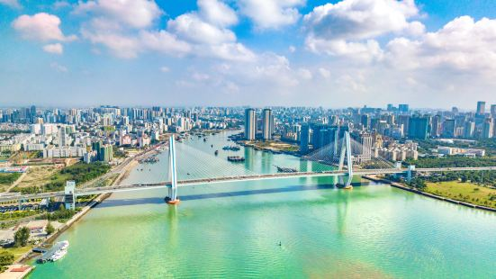 Haikou Century Bridge
