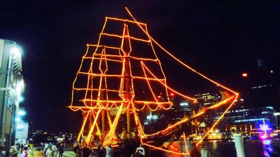 James Craig Tall Ship