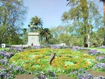 國王領域花園