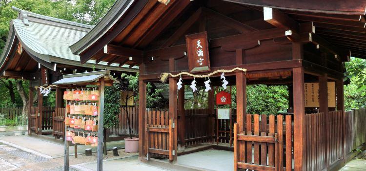 Ikutama Shrine