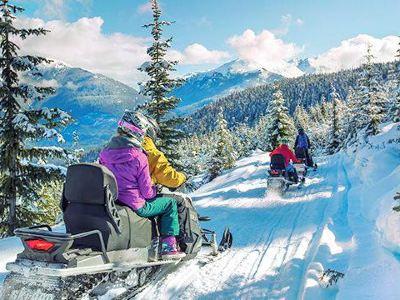 惠斯勒滑雪度假村
