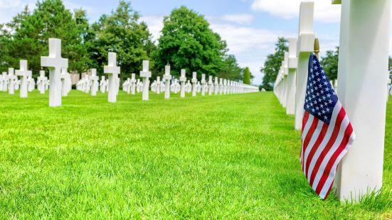 美軍公墓紀念館