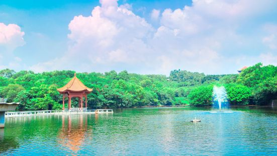 Lianhua Mountain Scenic Area