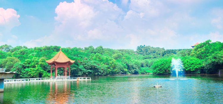 Lianhua Mountain Scenic Area