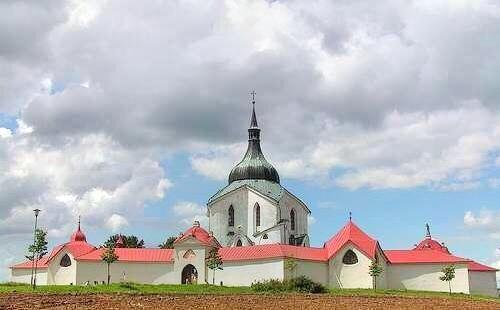The Pilgrimage Chruch of St John of Nepomuk