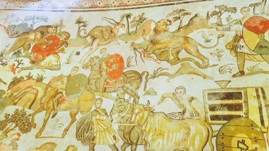 卡薩爾的羅馬別墅