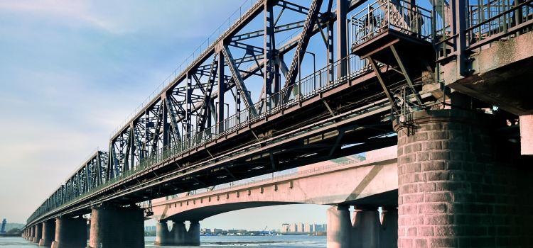Songhua River Railway Bridge