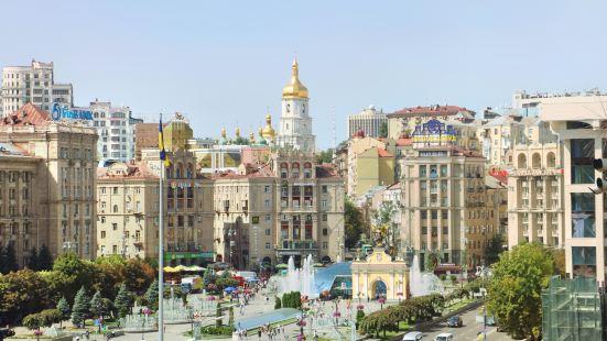 基輔獨立廣場