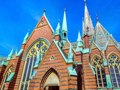 Oscar Fredrik教堂