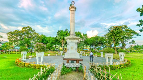 Miguel Lopez Legazpi Monument